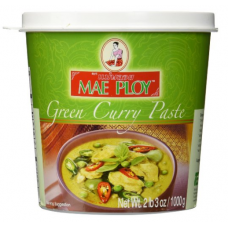 Mae Ploy Thai Green Curry Paste 12x35 ounce