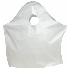 HILLTOP Carry out Plastic Bag 15x14x5 1000ct